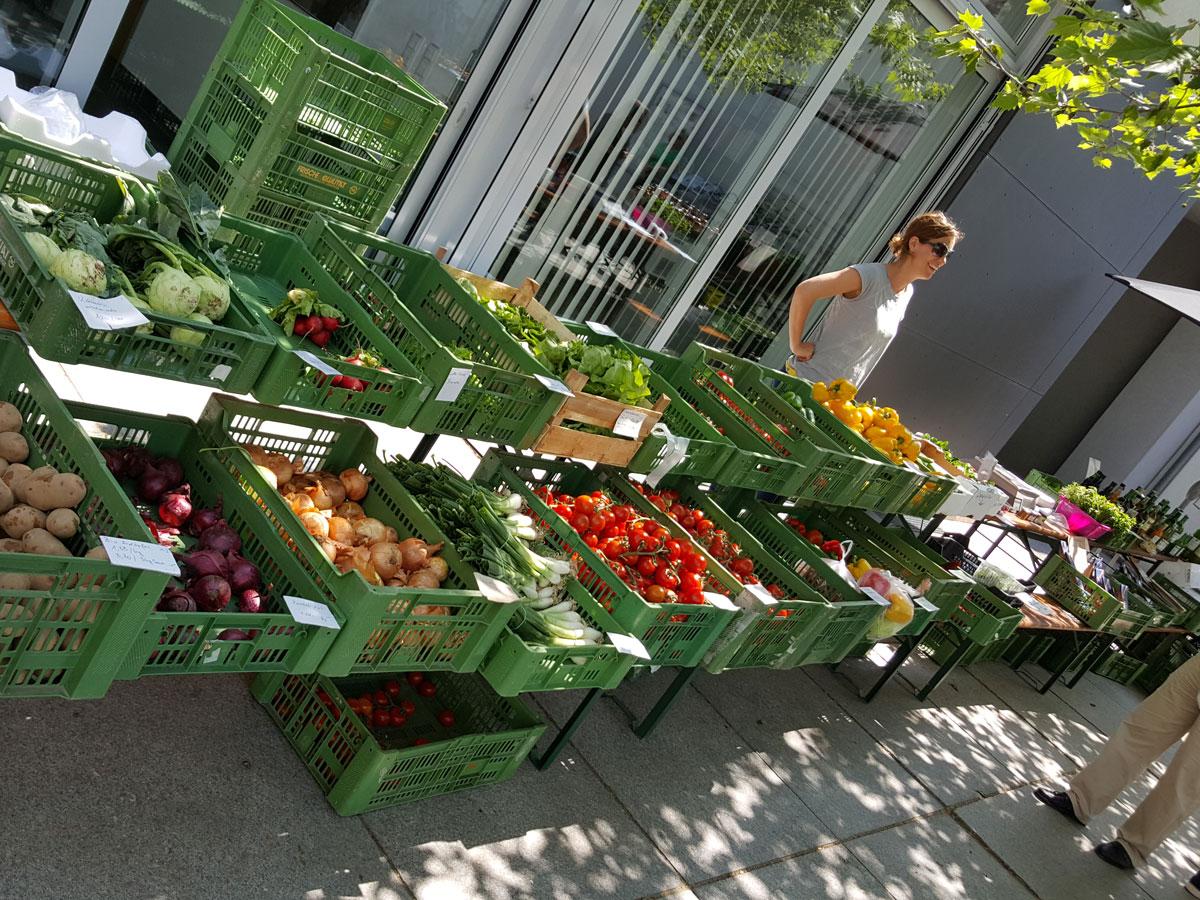 Bauernmarkt Weiden
